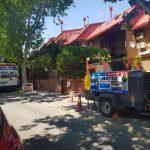 Rehabilitación de Tuberías en Calle Monteverde - Madrid